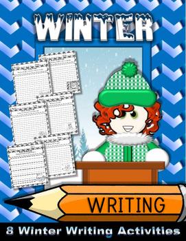Winter Writing Activities / Prompts