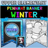 Winter Writing: Banner with Writing Prompts