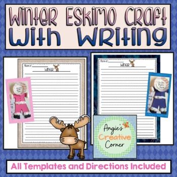 Winter Writing & Eskimo Project