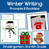 Winter Writing Booklet and Writing Prompts