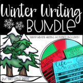 Winter Writing Bundle: Holiday Writing Activities