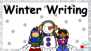 Winter Writing Bundle