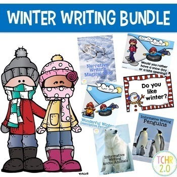 Winter Writing Bundle