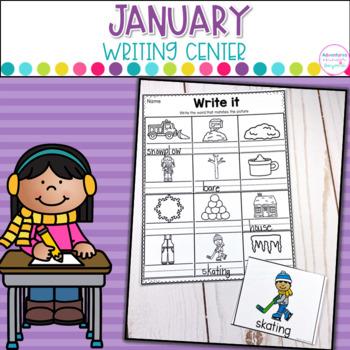 January Writing Center