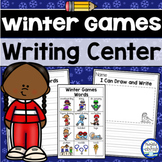 Winter Games Writing Center