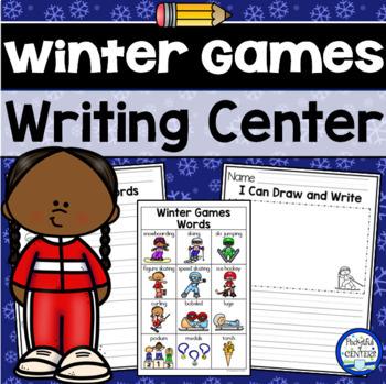 Winter Games Writing Center