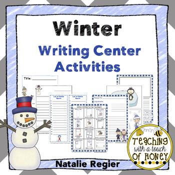 Writing Center   Writing Center Activities   Winter Writing Activities   Winter