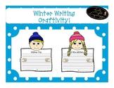 Winter Writing Craftivity!