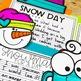 Winter Writing Craftivity- Print & Go