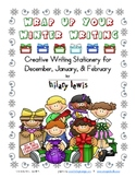 Winter Writing - Creative Writing Stationery