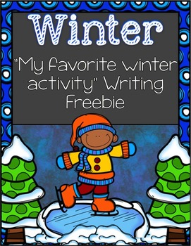 Free Winter Writing