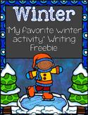 Free Winter Writing