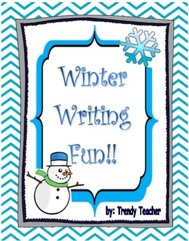 Winter Writing Fun!!