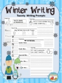 Winter Writing Prompts
