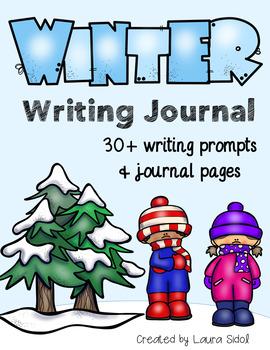 Winter Writing Journal