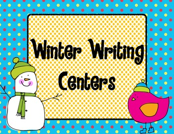 "Winter ""Writing"" Land Centers"