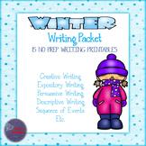 Winter Writing Packet