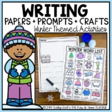 Winter Writing Papers and Prompts