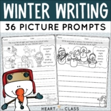 Winter Writing Prompts {Picture Prompts}