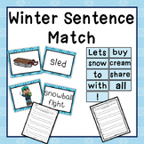 Winter Writing Prompt Activities