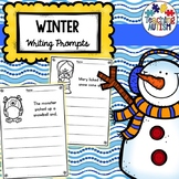 Winter Writing Prompt Worksheets