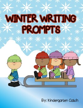 Writing Prompts: Winter Themed!