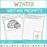 Winter Writing Prompts - 1st-3rd