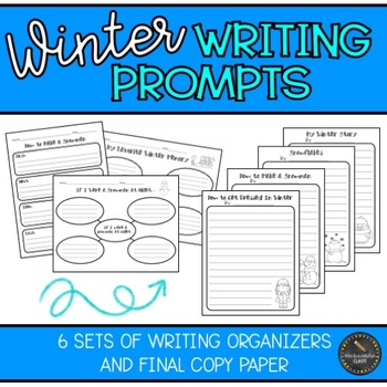 Winter Writing Activities
