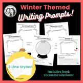 Winter Writing Prompts - Imagine If
