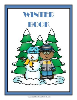 Writing Prompts - Winter - Make a Winter Book (Individual/Whole Class)