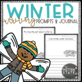 Winter Writing Prompts and Journal