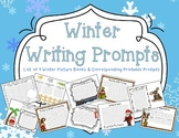 Winter Writing Prompts for Christmas and Winter Holidays