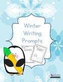 Winter Writing Prompts for Preschool