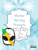 Winter Writing Prompts for Preschool