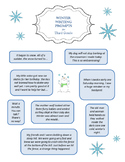 Winter Writing Prompts for Third Grade