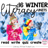 Reading and Fluency with Coordinating Writing and Art- Lit