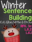 Winter Sentence Building