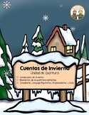 Winter Writing Unit in Spanish ~ Cuentos de Invierno