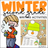 Winter Writing Activities Second Grade | Winter Writing Prompts