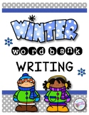 Winter Writing with a Word Bank