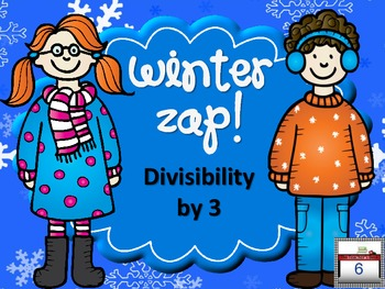 Winter ZAP! Divisible by 3
