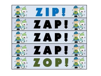 Winter ZAP! Fragments, Run-ons, and Complete Sentences