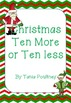 Winter and Christmas Ten more or Ten Less
