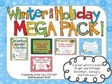 Winter and Holiday Mega-Pack!