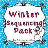 Winter and Holiday Sequencing Pack