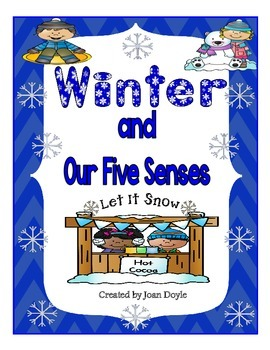 Winter and Our Five Senses