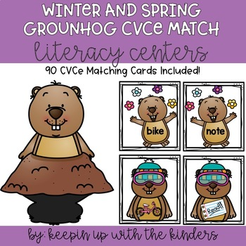 Winter and Spring Groundhog CVCE Match!