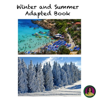 Winter and Summer Adapted Book