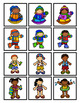 Winter and Summer Kids Sorting File Folder Game for Specia