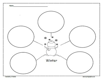 Winter buggle map